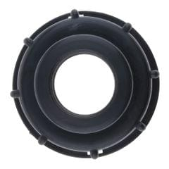 """1000L 2"""" IBC Tote Tank Valve Adapter for 3/4"""" 1"""" Hose Pipe Plastic 2"""