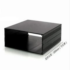 Aluminum Junction Box Rectifier Electric Project Enclosure DIY 150x46x160mm