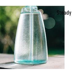 500ml Plant Flower Watering Pot Plastic Spray Bottle Garden Sprayer Pot Gray