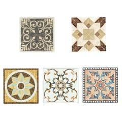 10Pcs/Pack Waterproof Oil-proof Wall Tile Floor Sticker Decorative Decal A