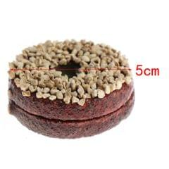 Artificial Cookies Dessert for Decoration Lifelike Food Toy Chocolate Cookie