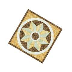 10Pcs/Pack Waterproof Oil-proof Wall Tile Floor Sticker Decorative Decal D