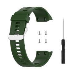 Watch Band for Garmin Forerunner 35 30 35J ForeAthlete 35J  Army Green