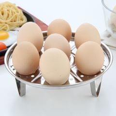 Stainless Egg Steamer Rack for Instant Pot Pressure Cooker & Egg Slicer 8cm