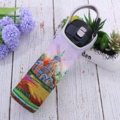 Neoprene Thermal Insulation Cup Sleeve Bottle Tote Cover Holder Windmill