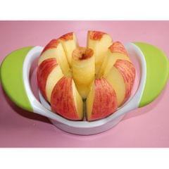Kitchen Tool Apple Fruit Easy Slicer Corer Cutter Stainless Steel Green