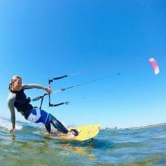 Stainless Steel Kitesurfing Kiteboarding Kite Pulley Repair Gear Accessories