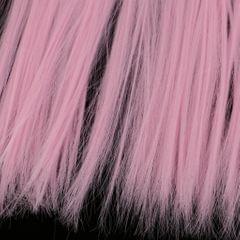 BJD Doll DIY Hair Bulk Wigs For Doll Hairpiece Making Supplies Pink
