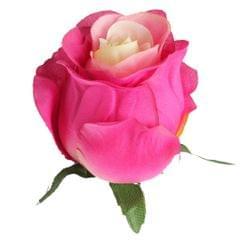 10pcs Artificial Silk Rose Flower Head DIY Bouquet Wedding Decor Rose