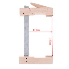 Maple Violin Cello Edge Clamp for Violin Cello Repair Tool 110mm