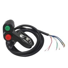 Motorcycle Scooter Universal Switch Horn Turn Signal On Off