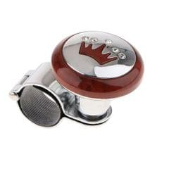 Steering Wheel Aid Power Handle Assister Spinner Knob for Car Truck Plating
