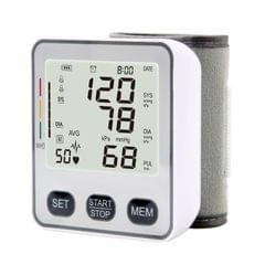 Wrist Type Electronic Blood-Pressure Monitor Digital LCD