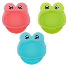 Snack Bowl with Shell Holder Phone Holder for Fruit Dried Fruit Salad Green