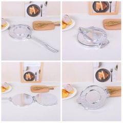 "Tortilla Maker Press 6.5"" Non-Stick DIY Corn Flour Roti Flatbread Dough Tool"