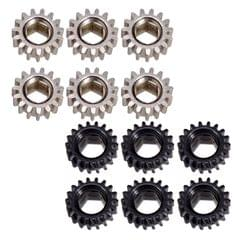 6Pcs Guitar Tuning Pegs Tuners Machine Heads Gear Instruments Parts 1-15