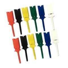 12ps Mini Test Hooks Clips Test Clip Flattening Test Flat Hook Low Profit