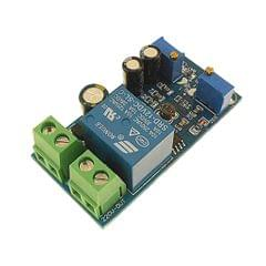 12V Charger Storage Battery Charging Control Module Power Off Protection