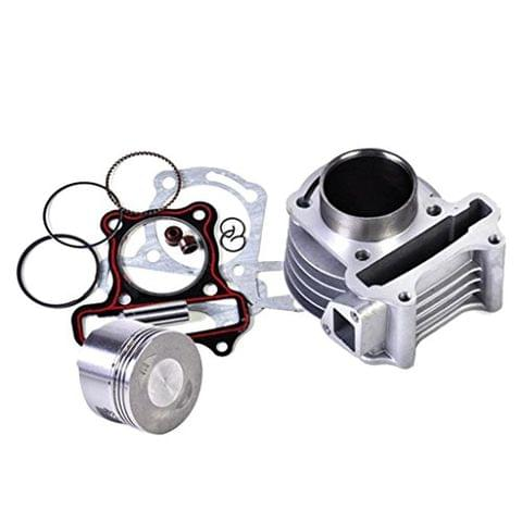 47mm Big Bore Kit Cylinder for GY6 80CC Scooter Jonway Baotian TAOTAO,ATV
