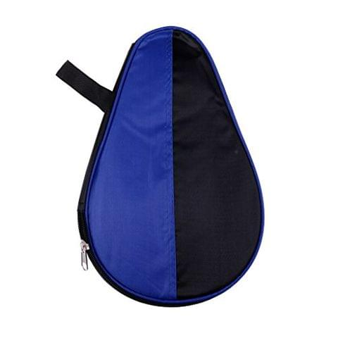 Portable Table Tennis Racket Case Bag with Zipper for Ping Pong Paddle Bat