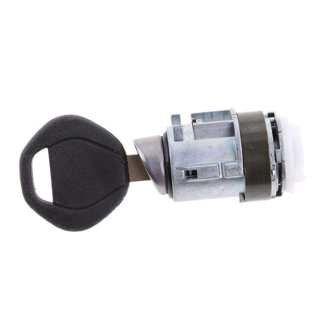 Fits for BMW 7 Series Left Hand Driver Door Lock Cylinder Barrel Assembly