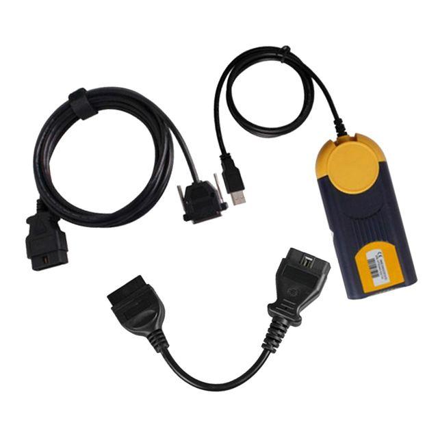 Multi-Diag Access J2534 Pass-Through OBD2 Auto Diagnostic Device Tool