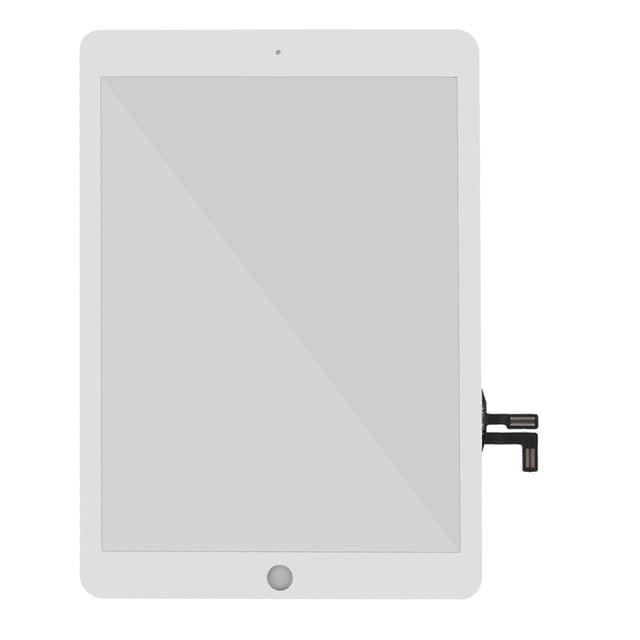 Replacement Glass Front Touch Screen Digitizer Fit for iPad Air White