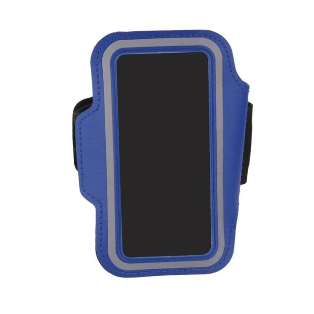 Sports Running Jogging Gym Armband Band Case Holder for iPhone 5/5S Blue
