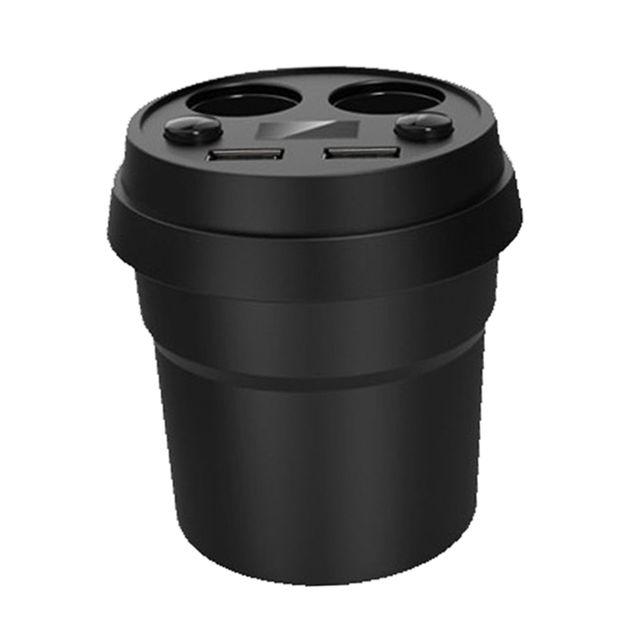 Car Charger,3.1A/120W 2 USB Smart Port Charger [Black] For iPhone X 8 7 6S 6 Plus,5 SE 5S 5 5C, Galaxy S9 S8 S7 S6 Edge,Note 8,Nexus 5X 6P,iPad