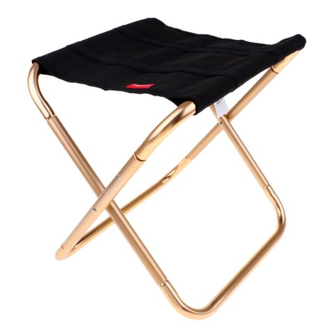 Collapsible Outdoor Camping Folding Stool Chair Picnic Seat Fishing with Carry Storage Pouch Bag