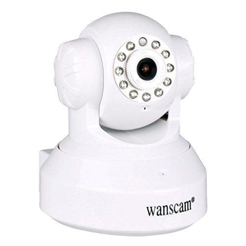 Wireless 720P Dual Audio Wifi P2P Security Network Indoor IP Camera-EU Plug