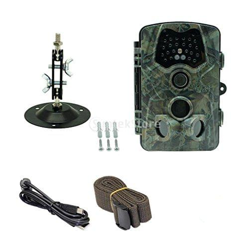 1080P Game Scouting Camera Wildlife Trail Sensor Camera Indoor And Outdoor