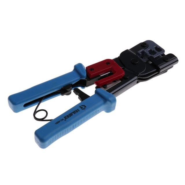 RJ11 Professional Heavy Duty Crimp Tool cable stripping & Cutting for 6P 8P