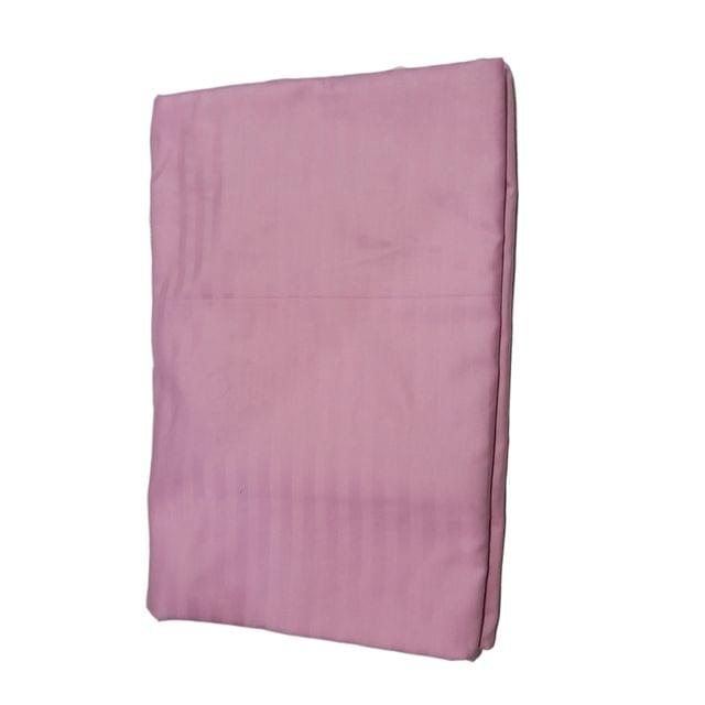 Home Bedroom Bedding Set Bed Fitted Sheet + Pack of 2 Pillowcases + Quilt Cover FIT FOR 2M Size Bed Light Pink