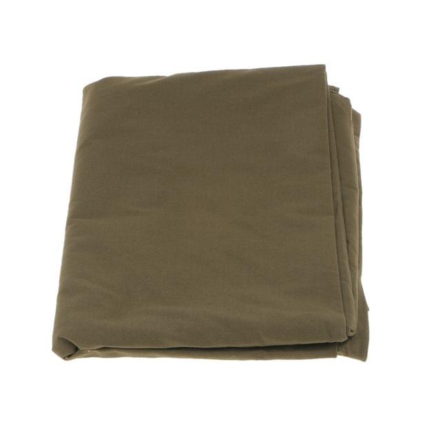 Plain Solid Sage Green Cotton Quilt Cover Bed Duvet Cover , 210cmx150cm, for Shcool, Dormitory, Hotel