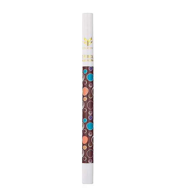 Women Pro Eye Makeup Beauty Cosmetic Waterproof Smudge-Proof Glitter Matte Eye Shadow Pen Pencil Crayon Shimmery Brown #2