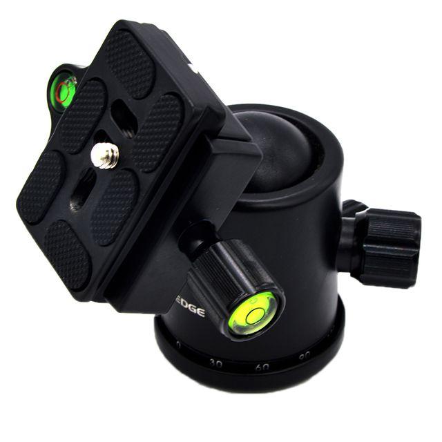 Professional Panoramic Gimbal Tripod Ball Head 360 Rotated for DSLR Camera