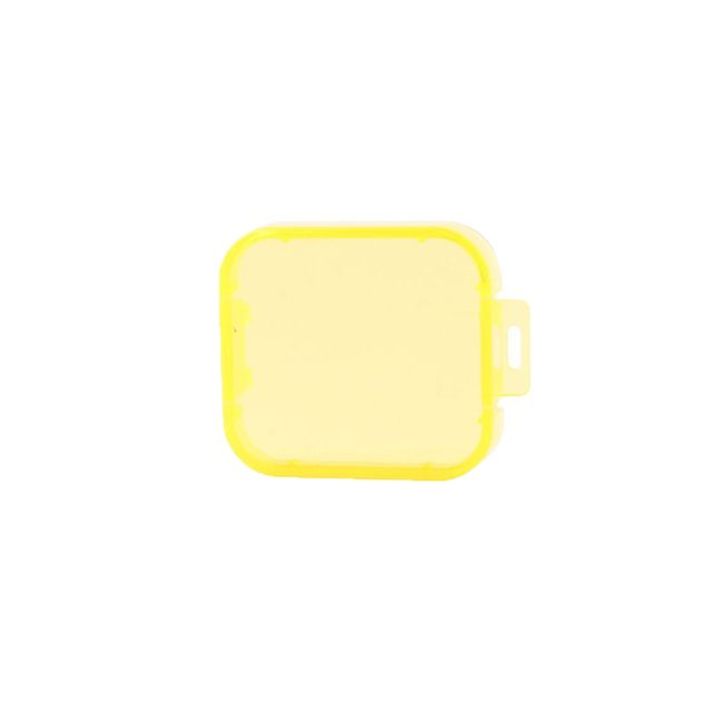 Diving Color Filter Lens Cover for GoPro Hero 5 Black Housing Case Yellow