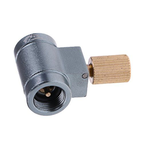 Outdoor Camping Flat Gas Tank Filling Conversion Head/Adapter/Connector 40 X 30mm