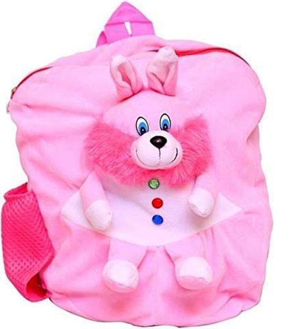 Double Face Color Primary School Bag 40 cm
