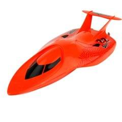 3322 4-Channel 2.4Ghz Radio Control Racing Boat RC Speedboat Kids Toy with Remote Controller(Red)
