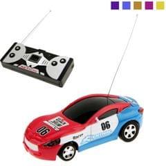 1 : 63 Can Mini Racing Car with Radio Control (Random Color Delivery)