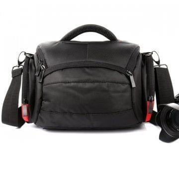 DSLR Camera bag - Red
