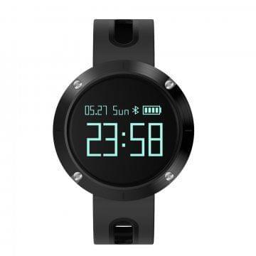 DOMINO DM58 Smartwatch - Black steel