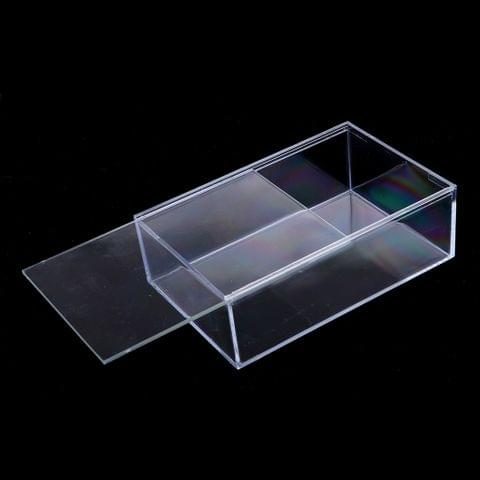 Eassycart Acrylic Display Case for Diecast Model Toy Cars action figures bobble heads
