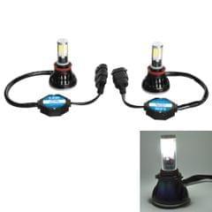 2 PCS H8/H9/H11-5HL-40W 4000lm / 6000K Car LED Headlight, White Light, DC 9-36V
