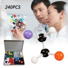 240 PCS Chemistry Molecular Model Organic Chemistry Atom Set for School Lab Teaching