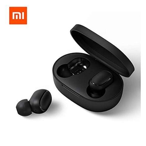 Redmi AirDots Wireless Headphone Bluetooth V5.0  with Wirelss Charging Case 300mAh Charging Dock