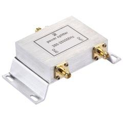 380-2500MHz SMA Female Adapter 2-Way Power Splitter