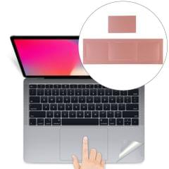 Palm & Trackpad Protector Sticker for MacBook Retina 12 (A1534)(Rose Gold)